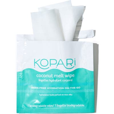 Kopari Coconut Melt Wipes - No Color