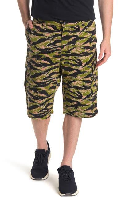 Image of Oakley Tiger Camo TNP Cargo Shorts