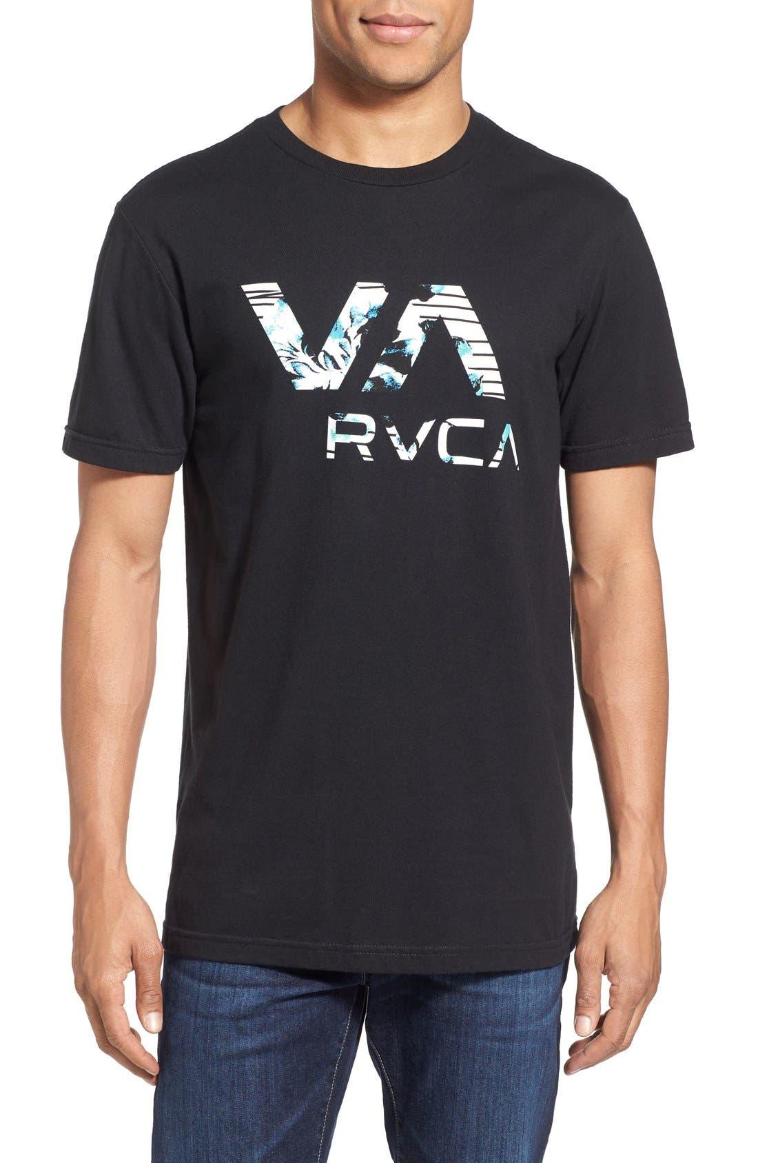 RVCA Tropic Fill VA T-Shirt