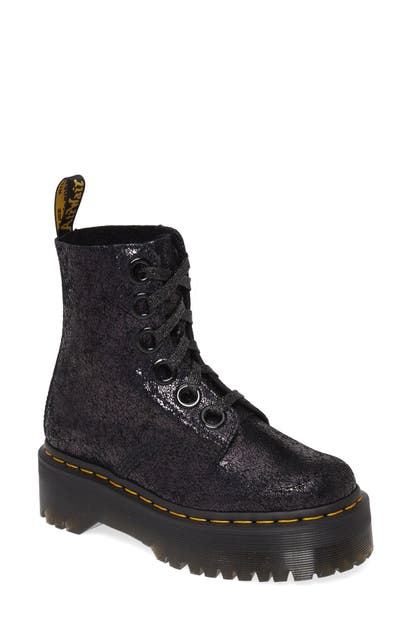 Dr. Martens Boots MOLLY CRACKLE BOOT