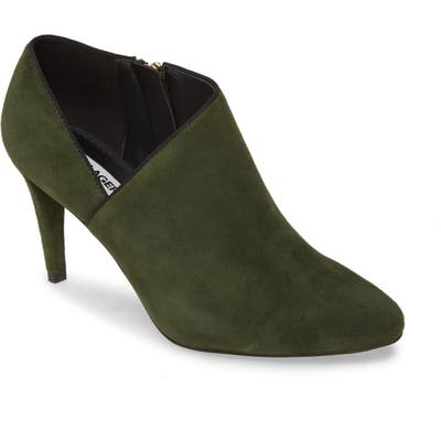 Karl Lagerfeld Paris Mishka Ankle Boot, Green