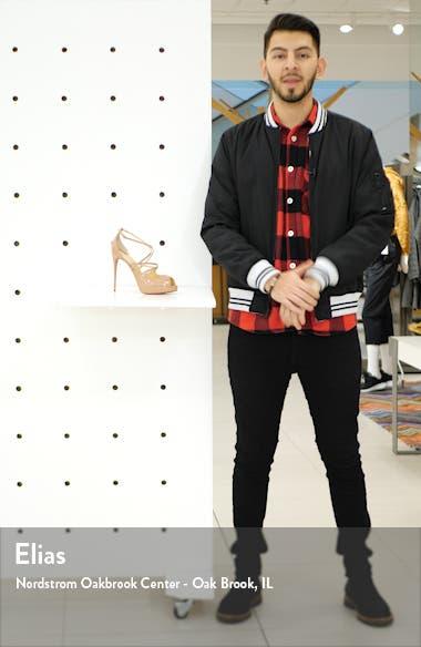 Holly Alta Peep Toe Platform Sandal, sales video thumbnail