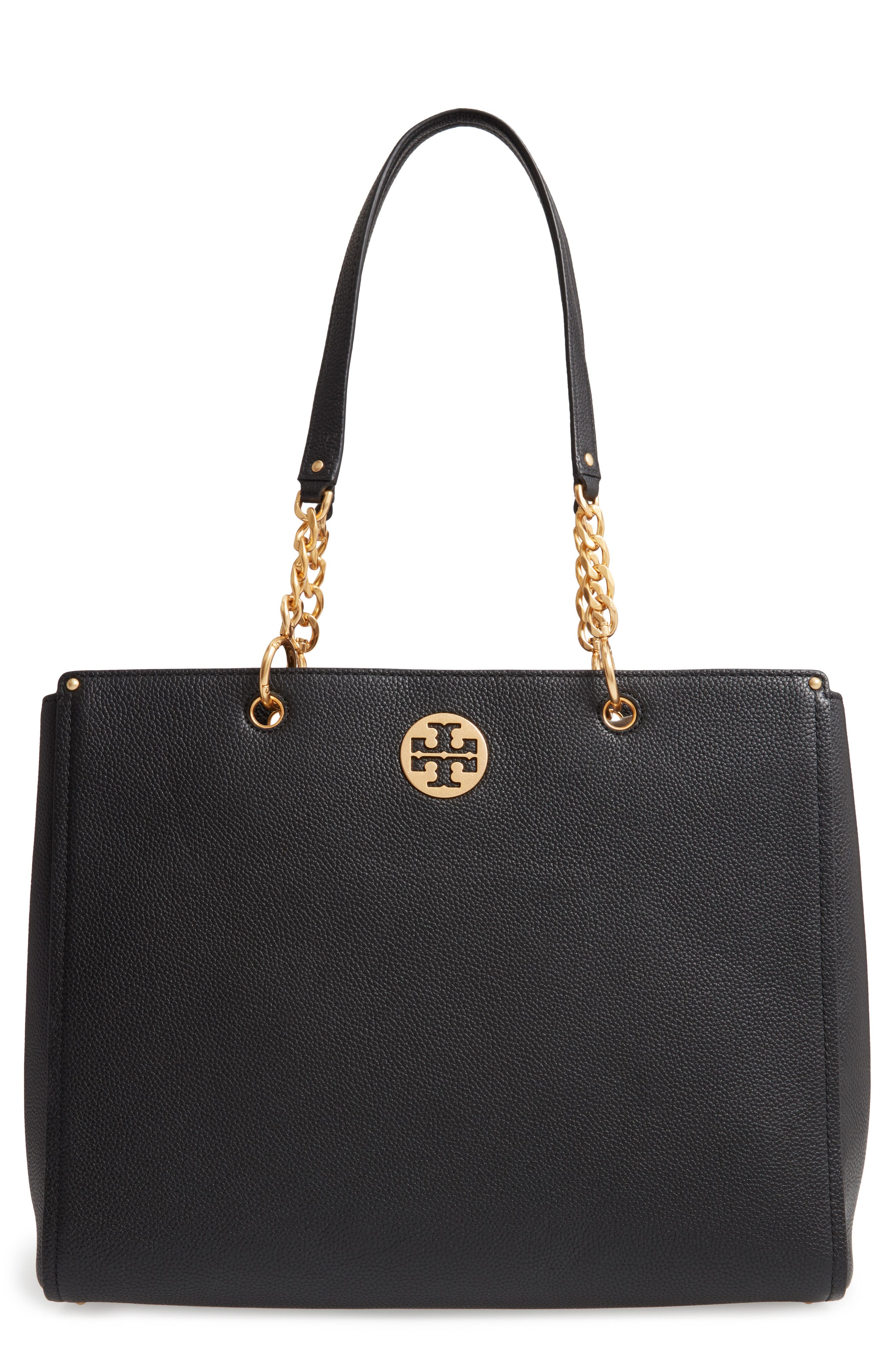 Tory Burch Totes Everly Leather Tote