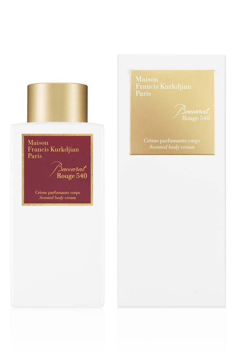 MAISON FRANCIS KURKDJIAN PARIS Baccarat Rouge 540 Scented Body Cream, Main, color, 000