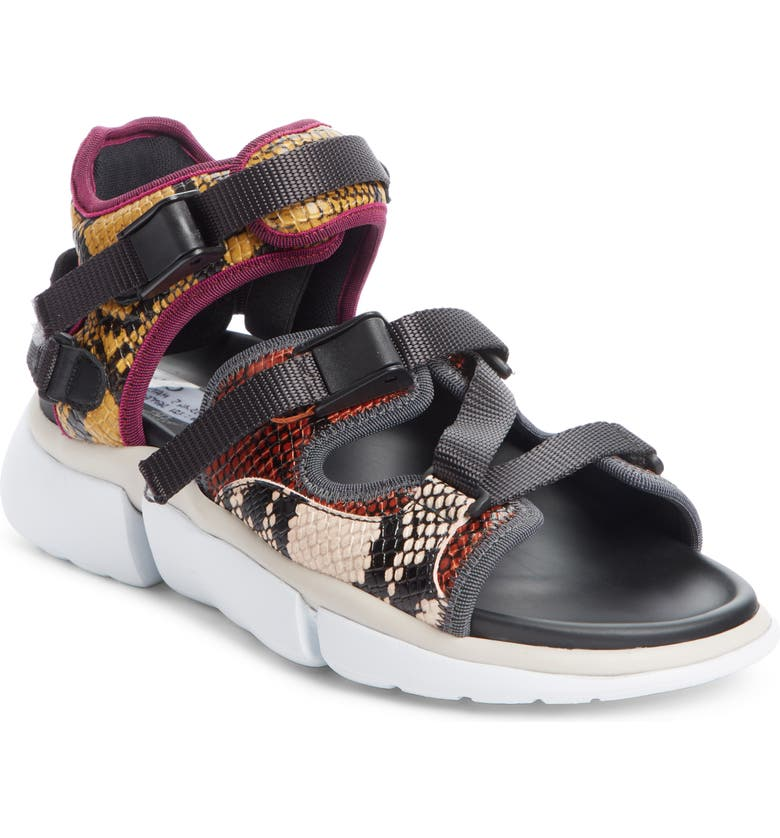 CHLOÉ Sonnie Sporty Sandal, Main, color, 230