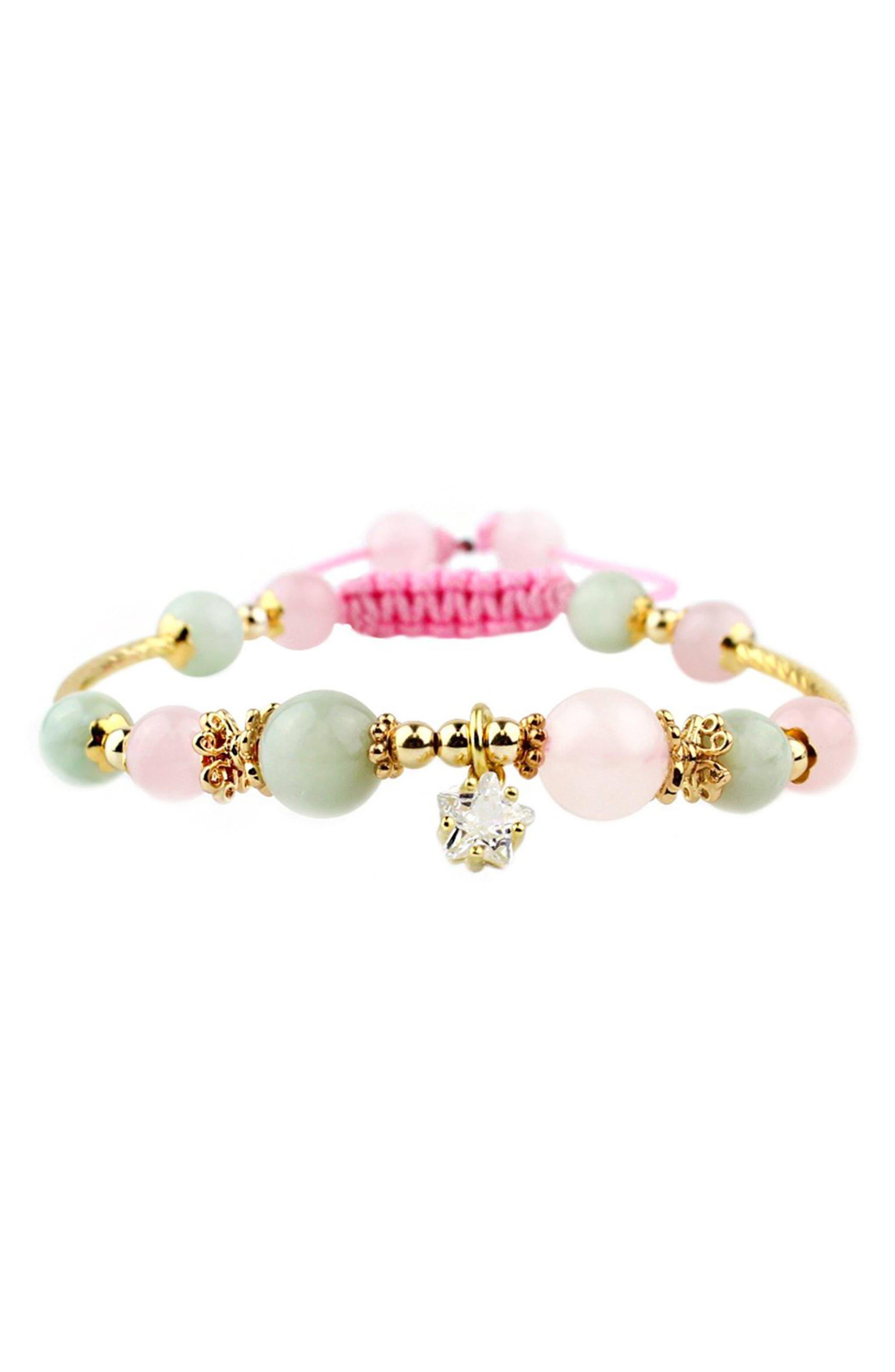 Love Is Protection Beaded Bracelet