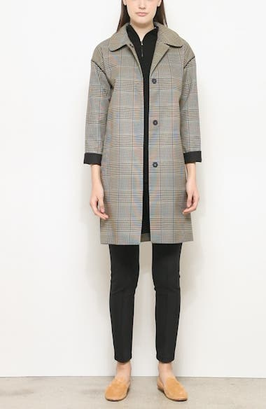 Vita Glen Plaid Coat, video thumbnail