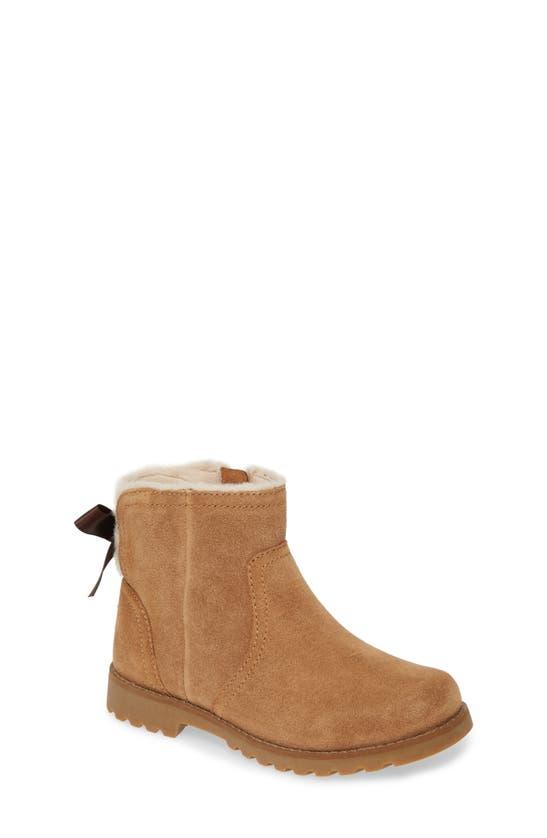 Ugg Kids' Toddler Girl's  Cecily Boot In Chestnut