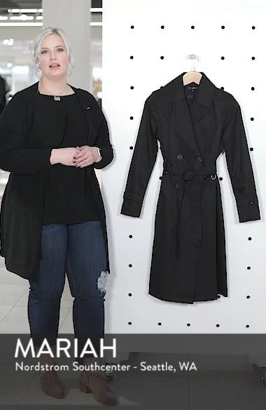 Double Breasted Trench Coat, sales video thumbnail