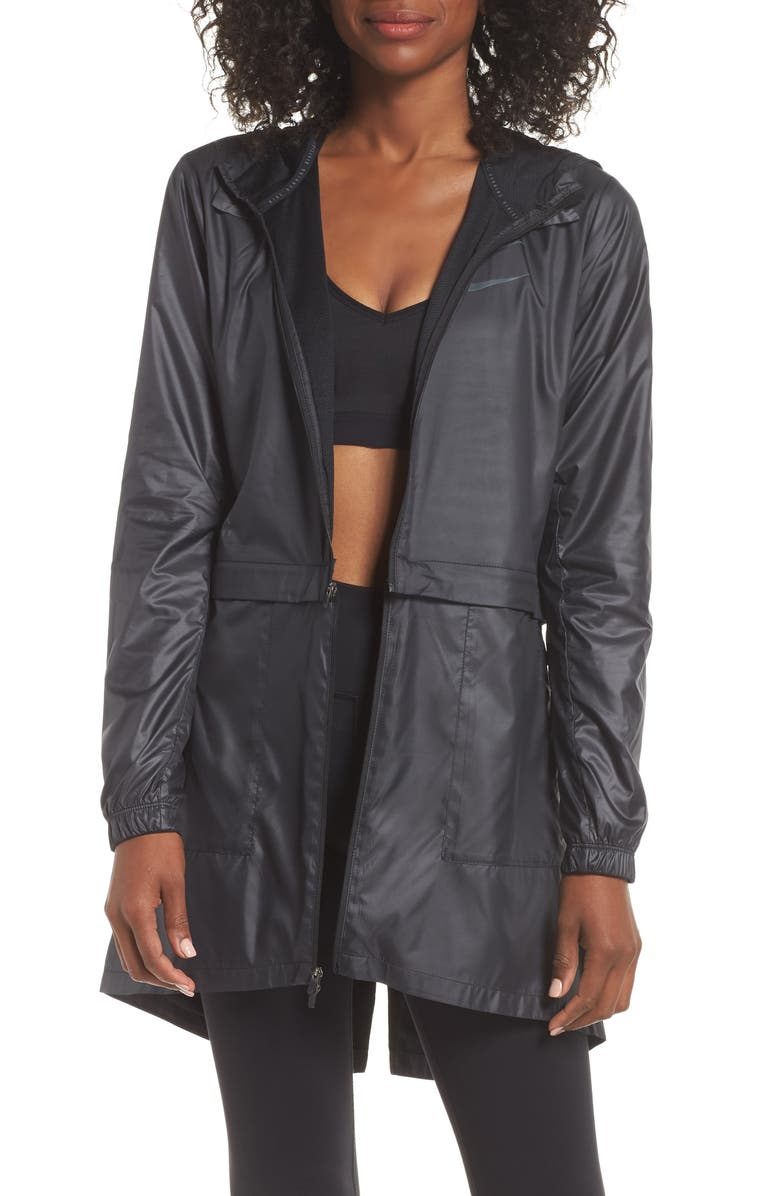326c7dda7c45f Women's Convertible Hooded Running Jacket, Main, color, ...