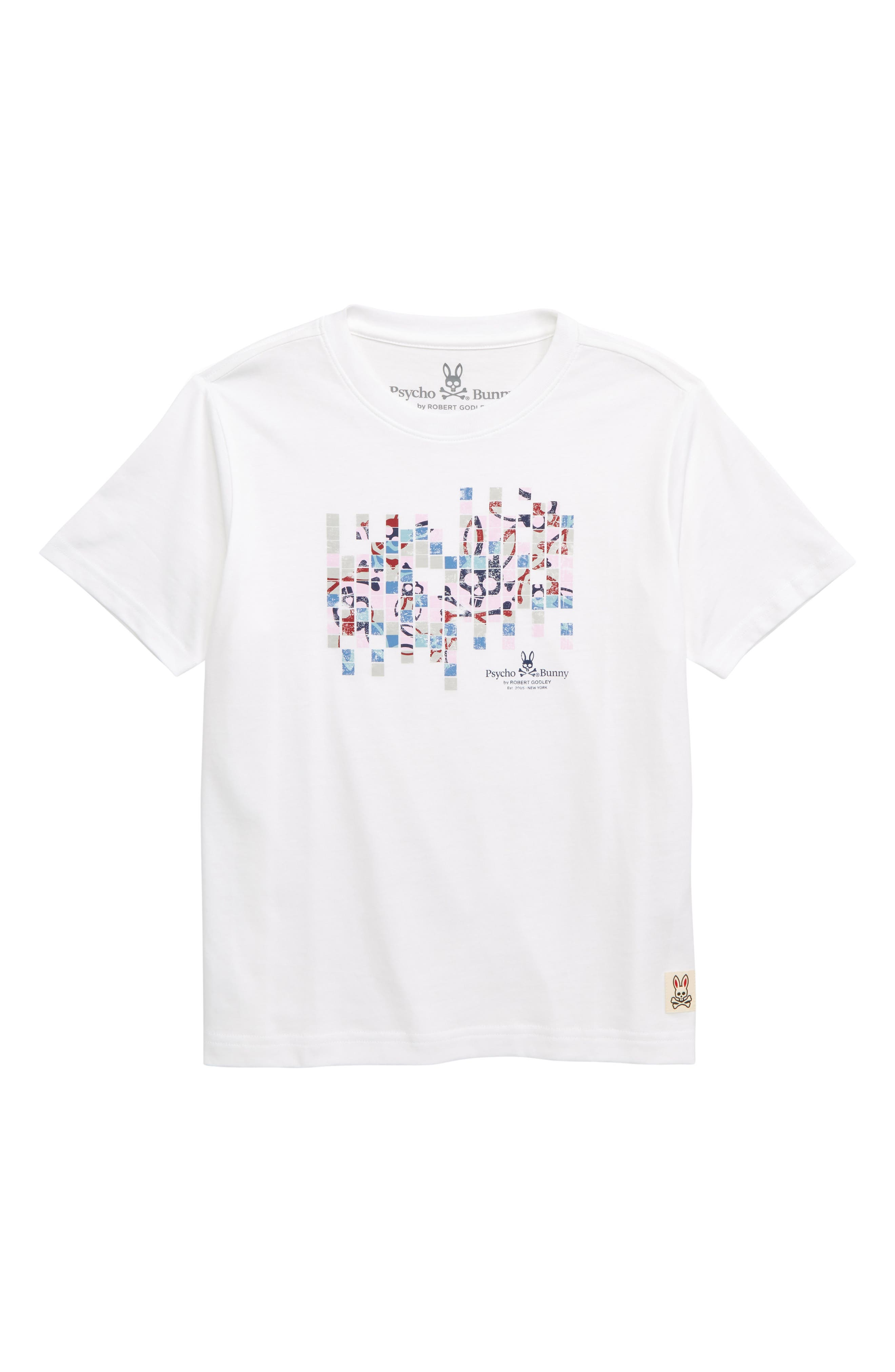 Wetherby Graphic T-Shirt, Main, color, WHITE