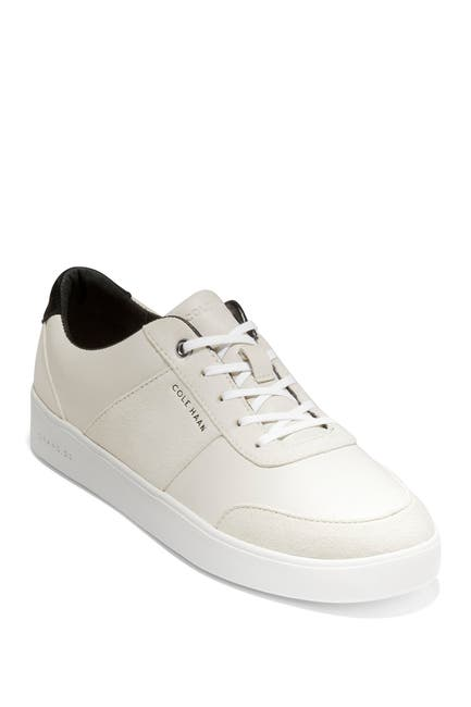 Image of Cole Haan Grand Crosscourt Street Lace-Up Sneaker