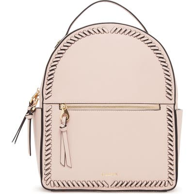 Calpak Kaya Faux Leather Round Backpack - Pink