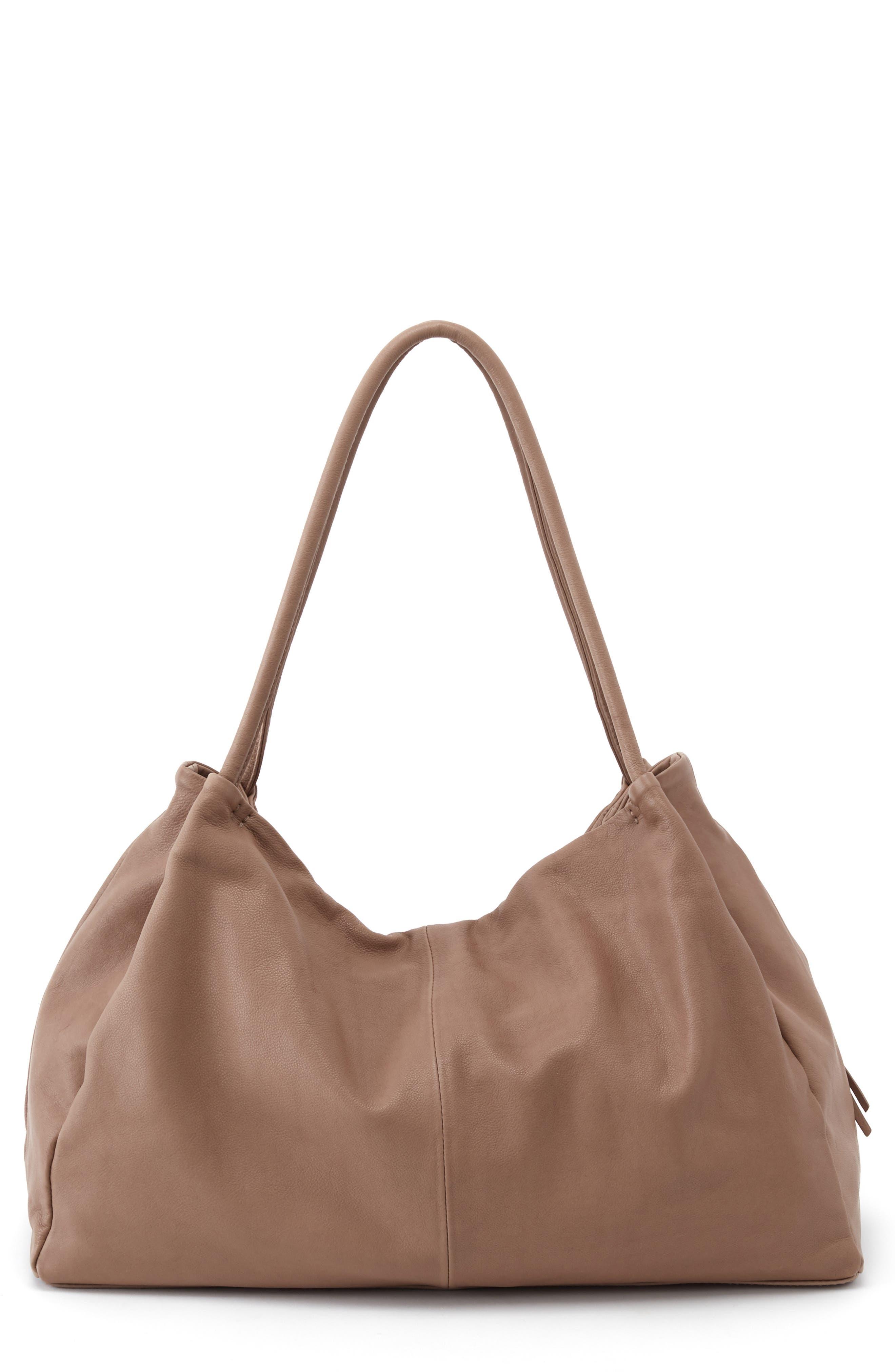 Prima Leather Shoulder Bag