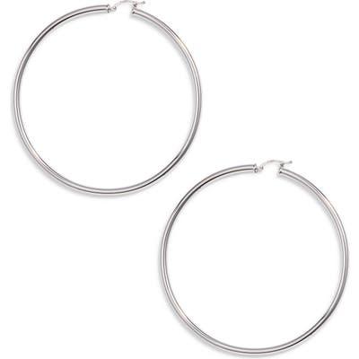 Jane Basch Designs Giant Hoop Earrings