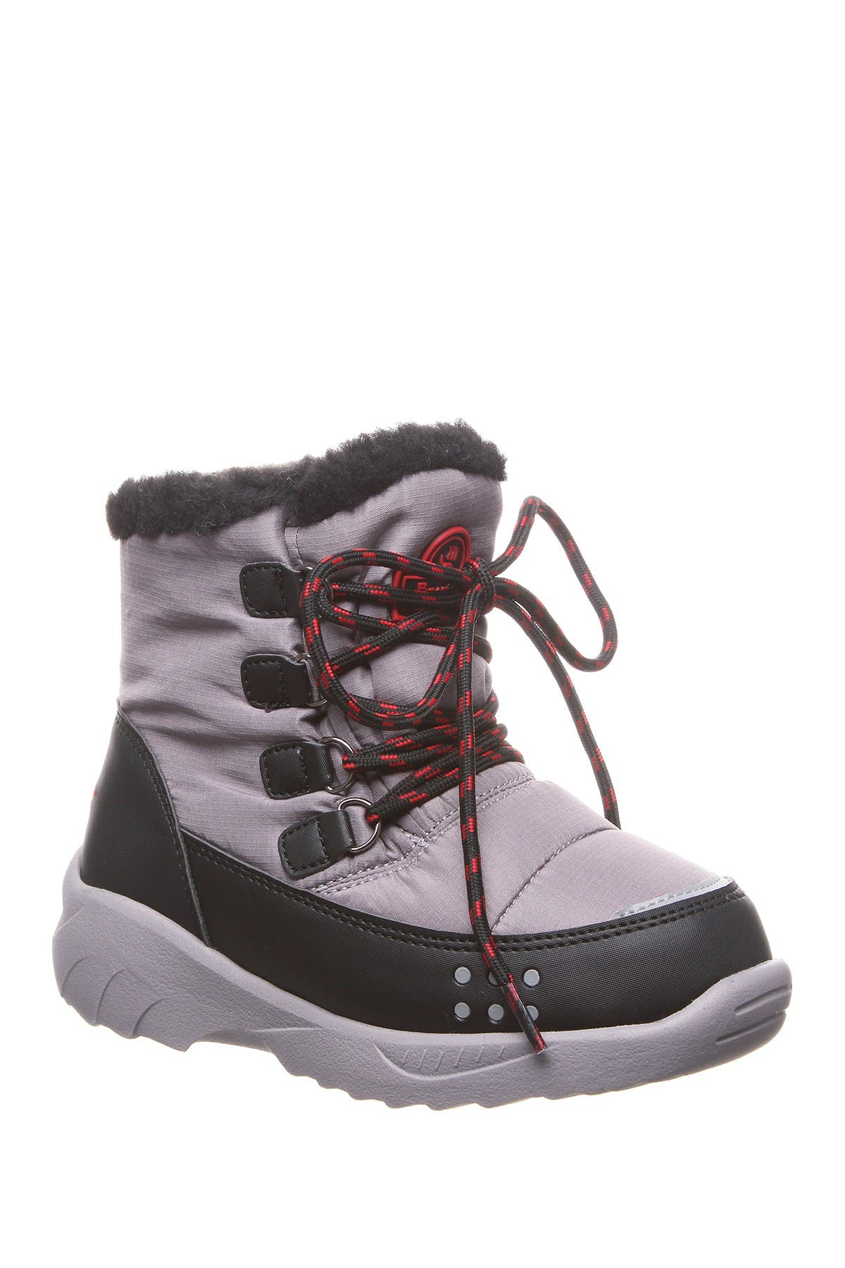 Image of BEARPAW Faux Fur Lined Tundra Boot