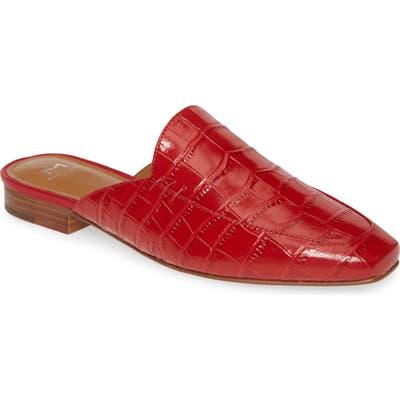 Marc Fisher Ltd Pam Mule- Red