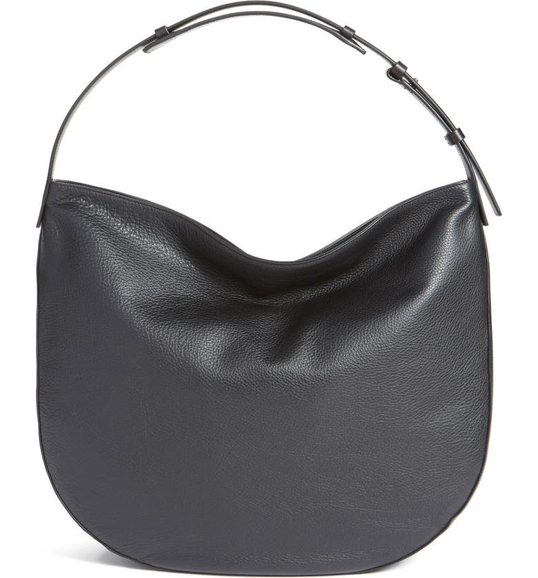 Vince Hudson Leather Hobo Bag Nordstrom