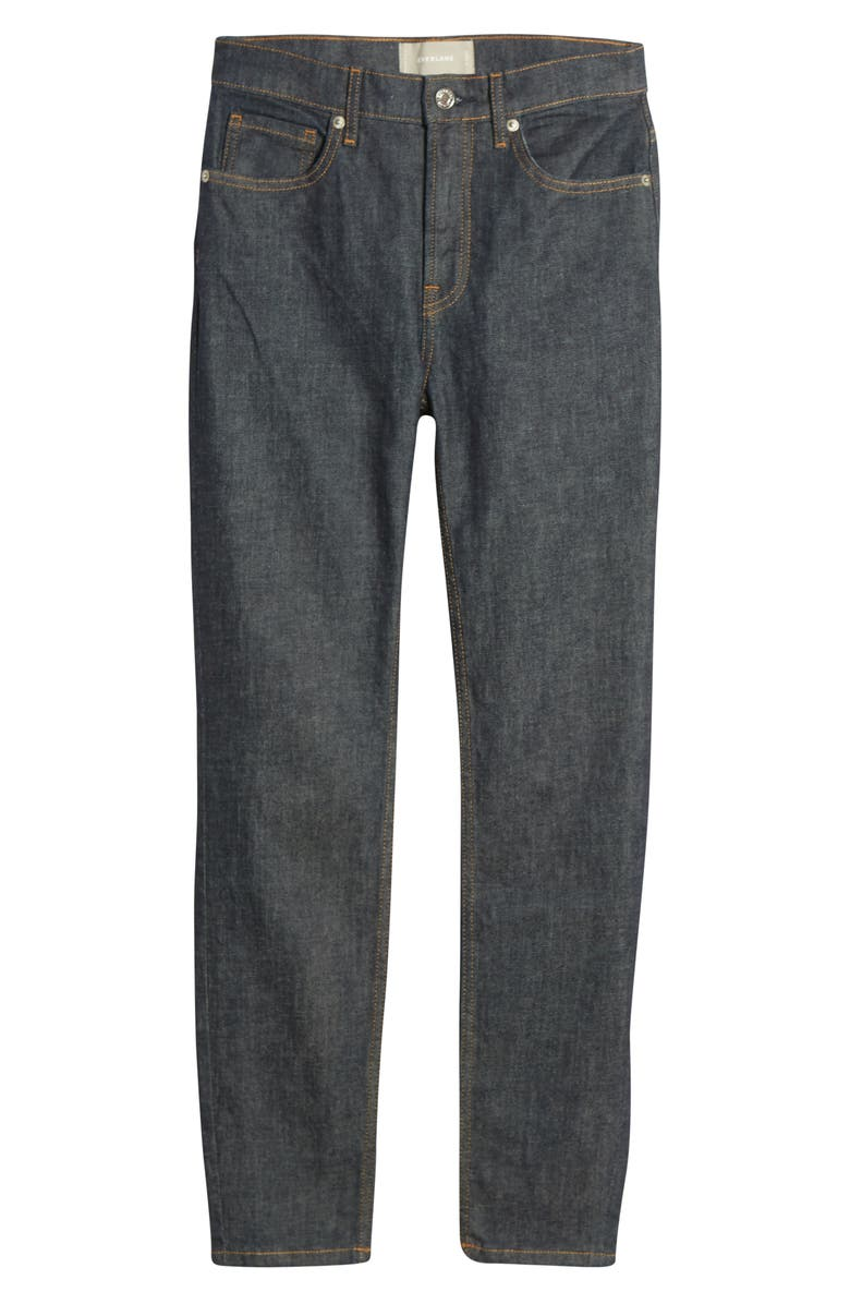 EVERLANE The High Rise Skinny Jeans, Main, color, INDIGO RINSE