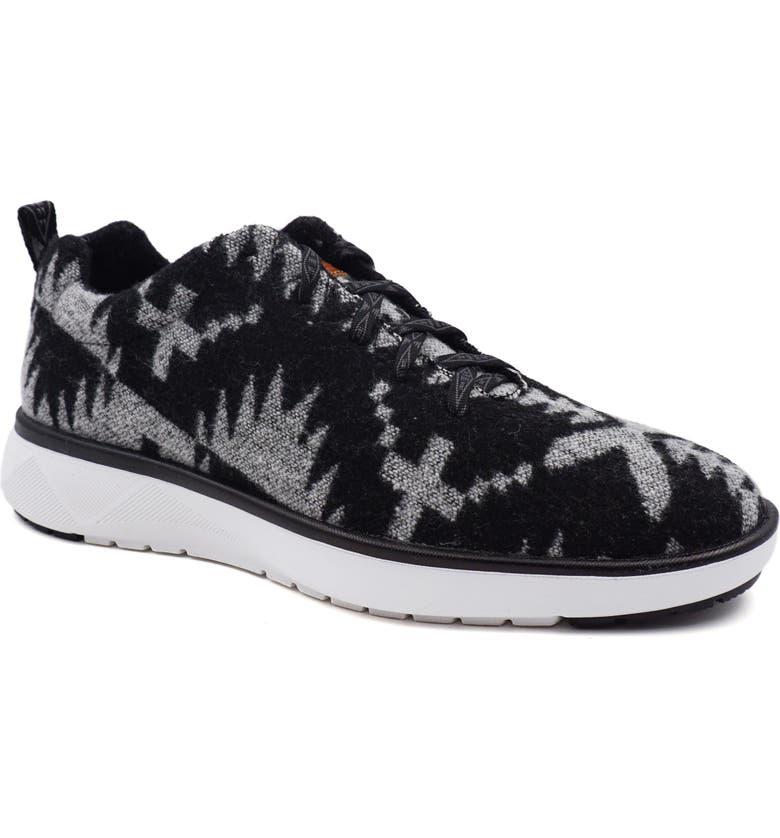 PENDLETON Low Top Wool Sneaker, Main, color, SPIDER ROCK WOOL