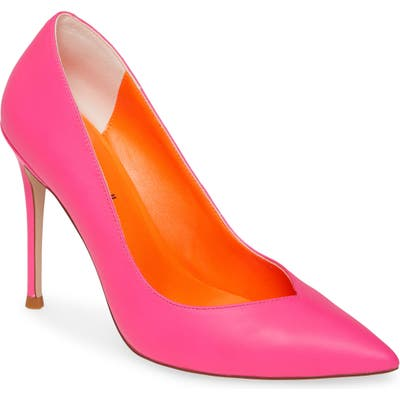 Jeffrey Campbell Lure Pump- Pink
