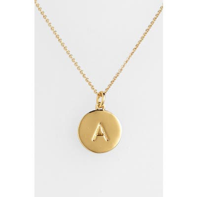 Kate Spade New York One In A Million Initial Pendant Necklace