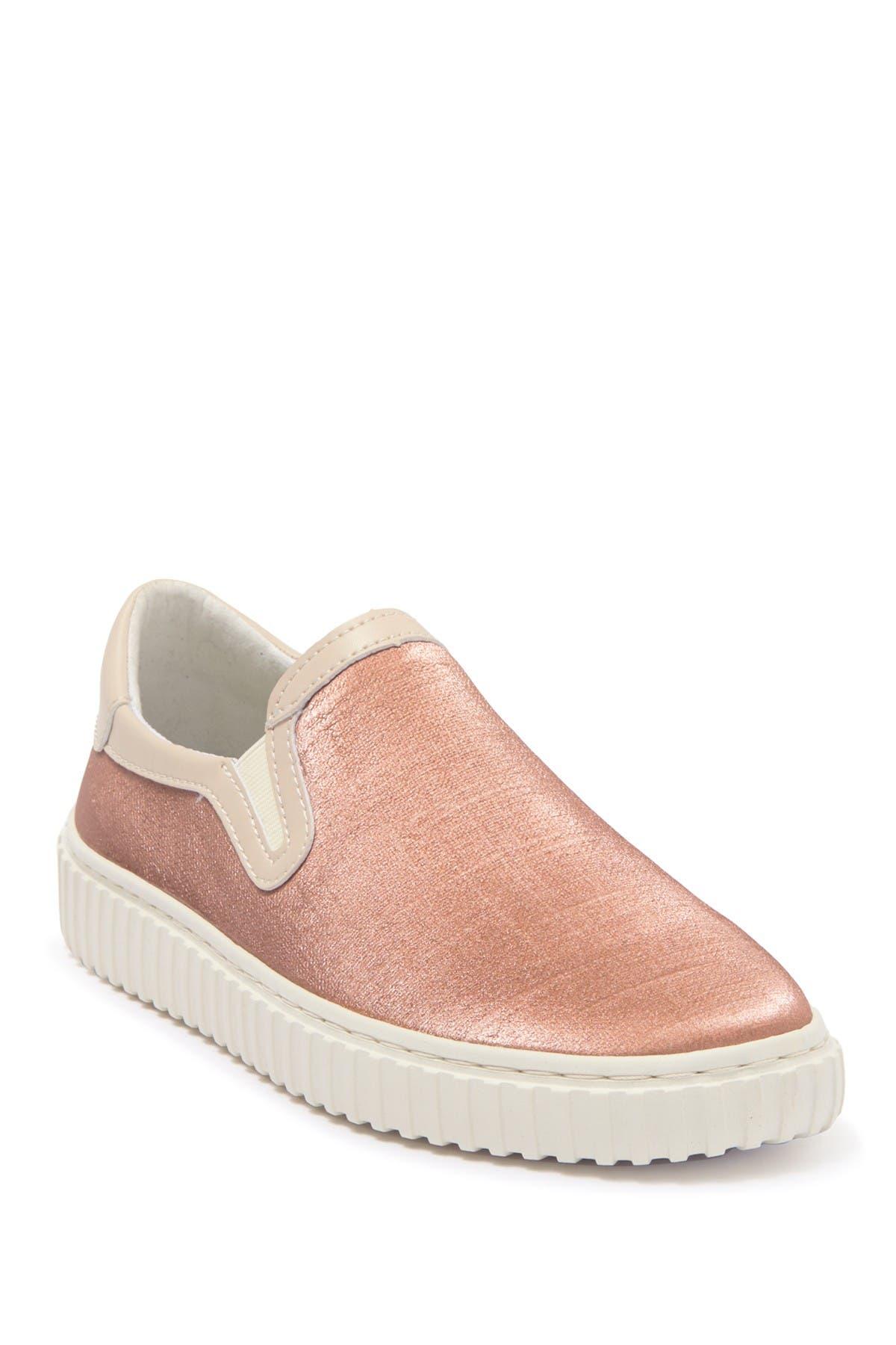 Image of Creative Recreation Boccia Metallic Slip-On Sneaker