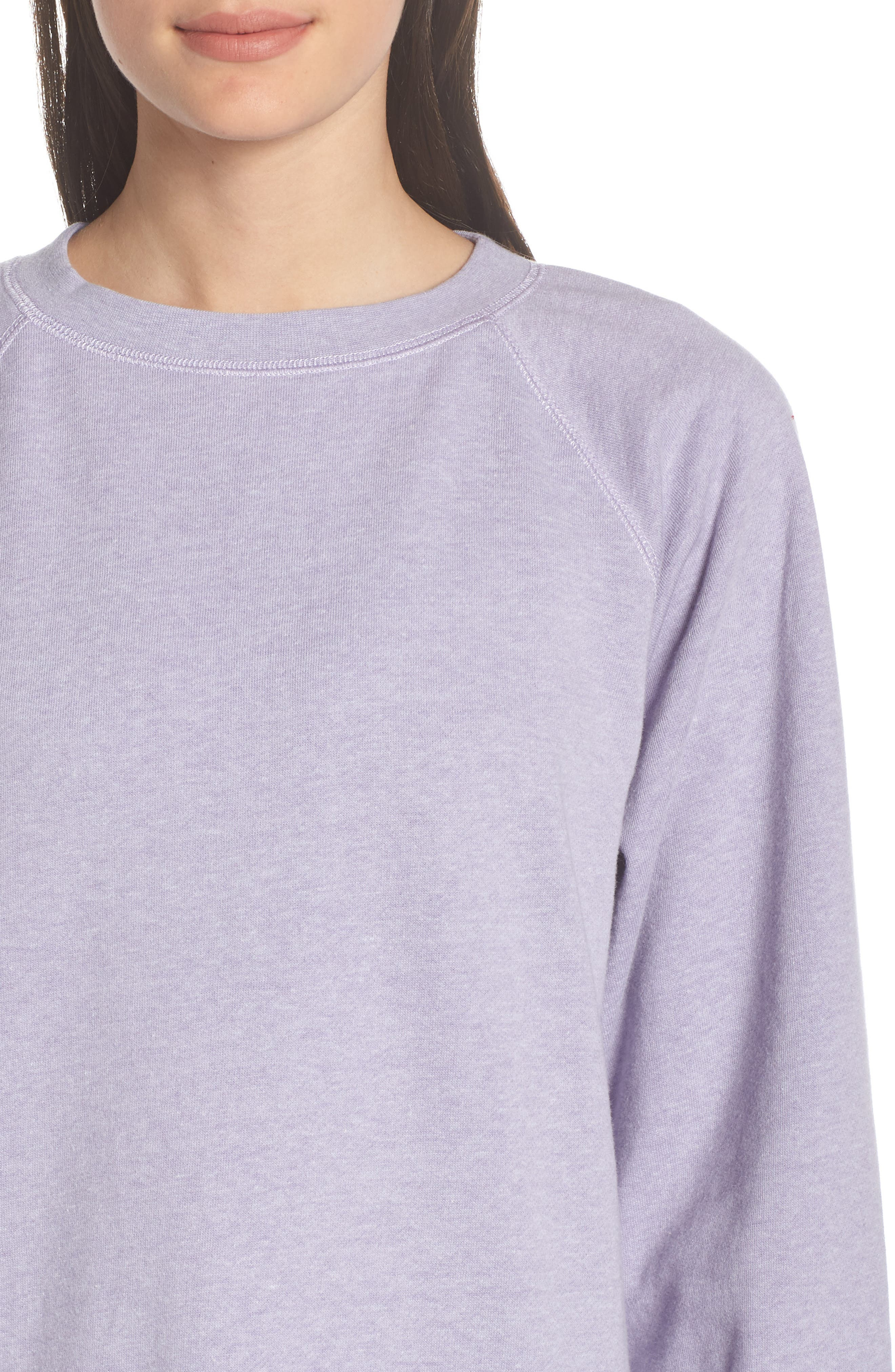 ,                             Easy Sweatshirt,                             Alternate thumbnail 4, color,                             510