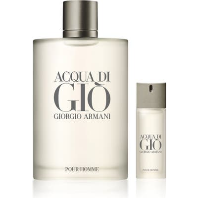 Acqua Di Gio Eau De Toilette Natural Spray Set ($205 Value)