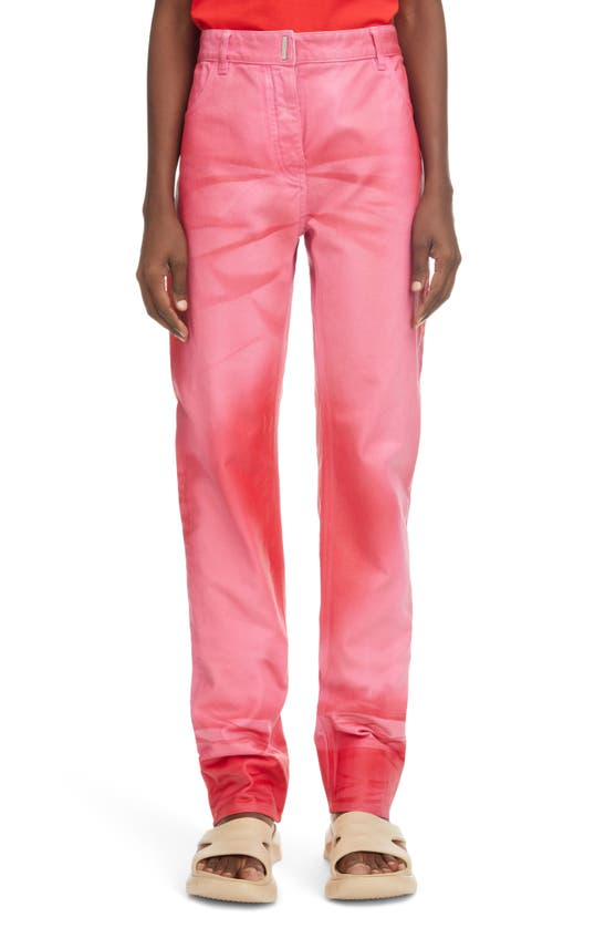 Givenchy Straight jeans STRAIGHT LEG JEANS
