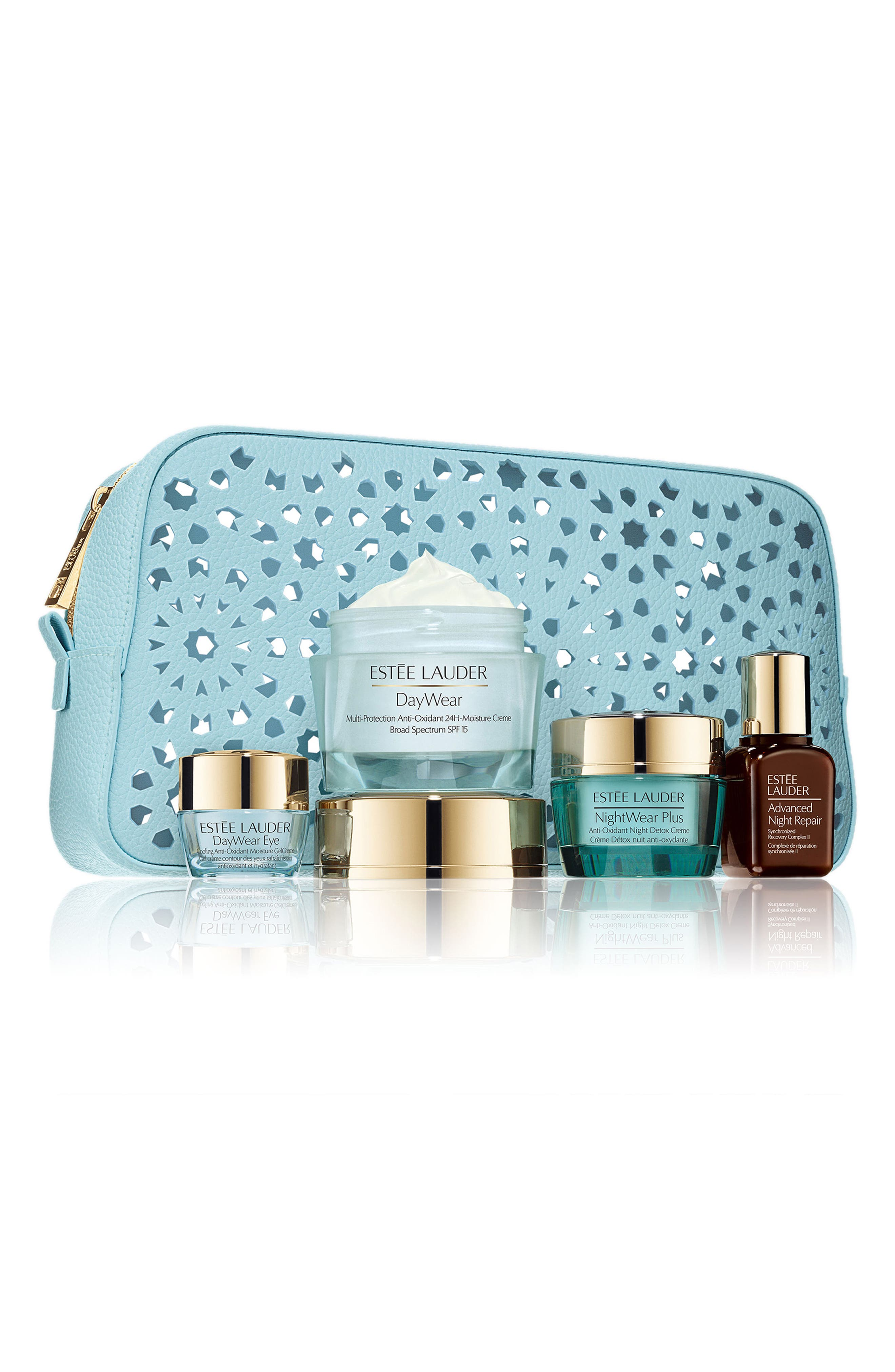 Protect + Refresh for Healthy, Youthful Looking Skin Set, Main, color, NO COLOR