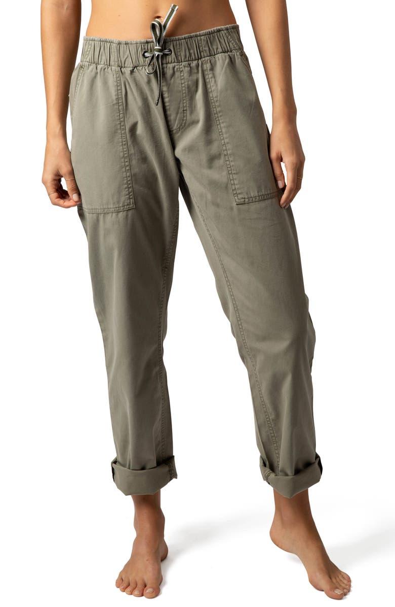 RIP CURL Infamous Pants, Main, color, VETIVER