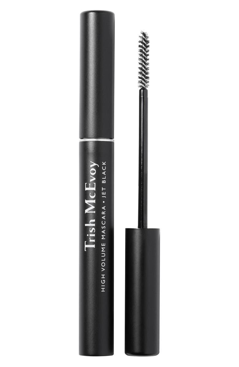 TRISH MCEVOY High Volume Mascara, Main, color, JET BLACK