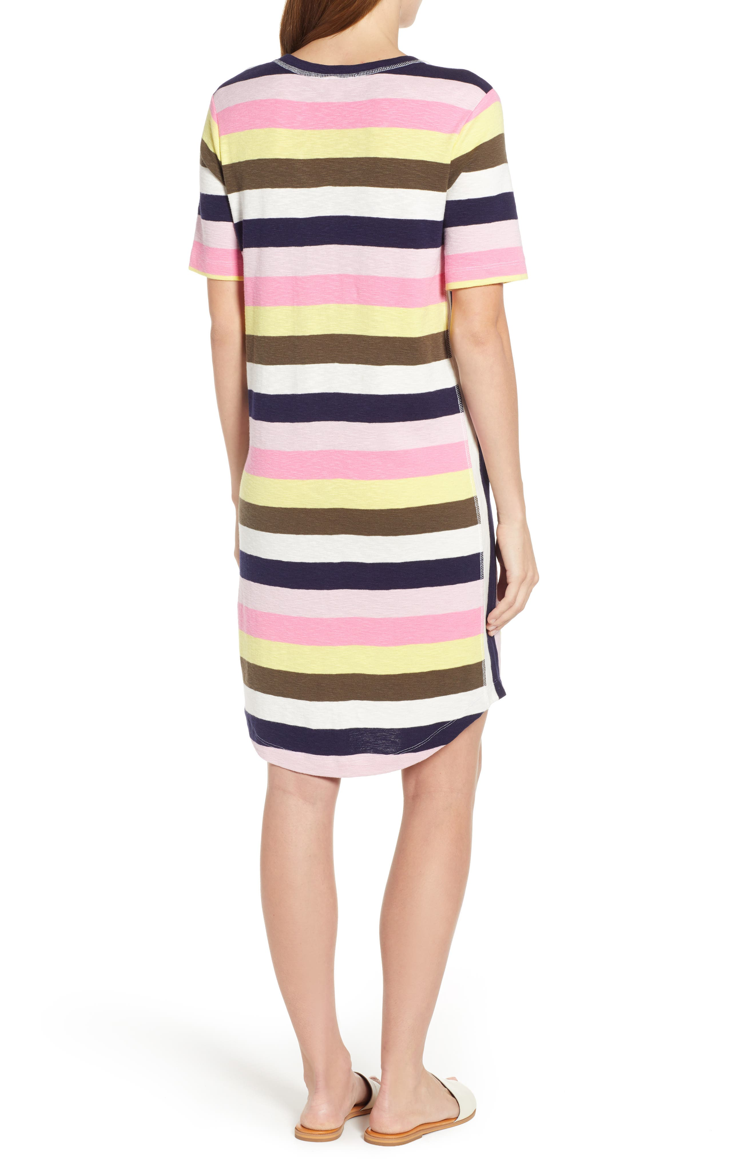 ,                             Slub Knit Dress,                             Alternate thumbnail 29, color,                             680