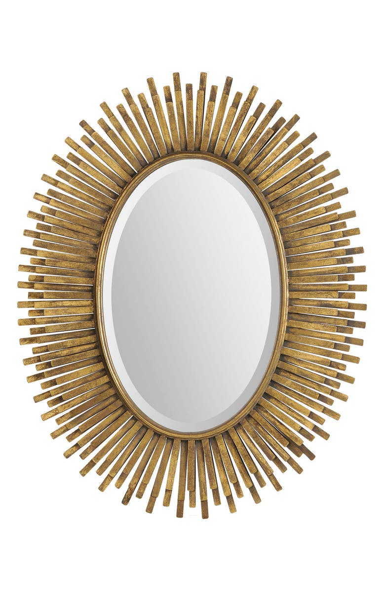 RENWIL Sparta Mirror, Main, color, ANTIQUE GOLD LEAF