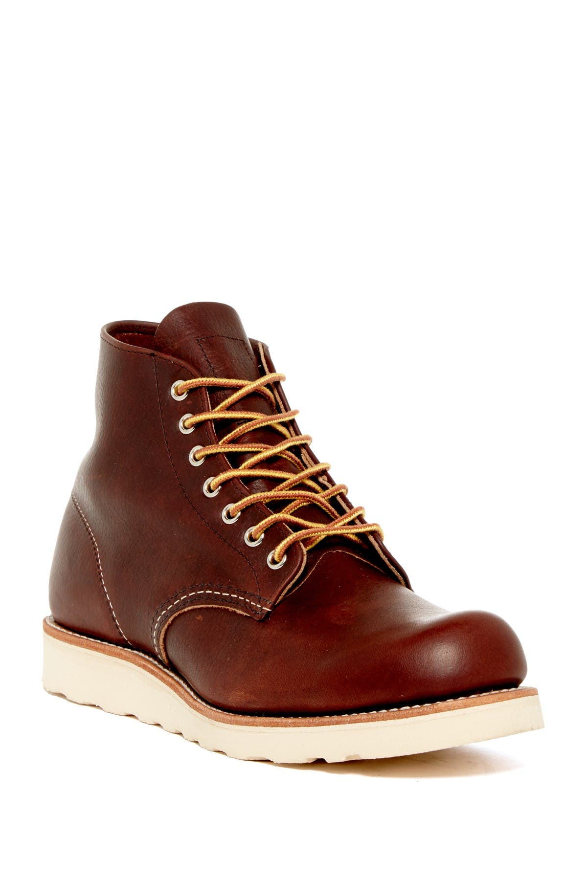 """Image of RED WING 6"""" Round Toe Burnished Boot - Factory Second"""