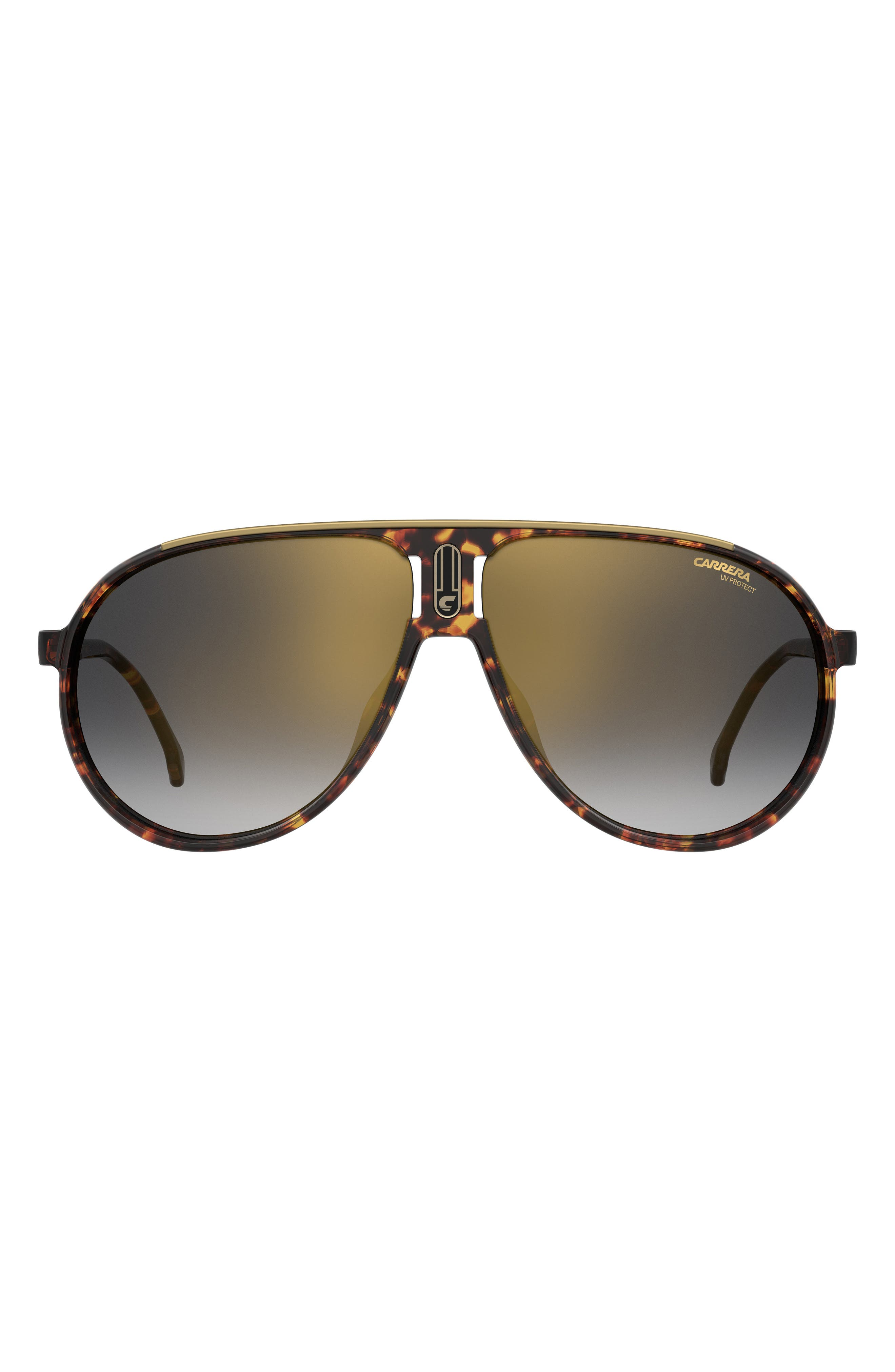Champions 62mm Aviator Sunglasses
