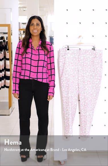 Kady Printed Trousers, sales video thumbnail