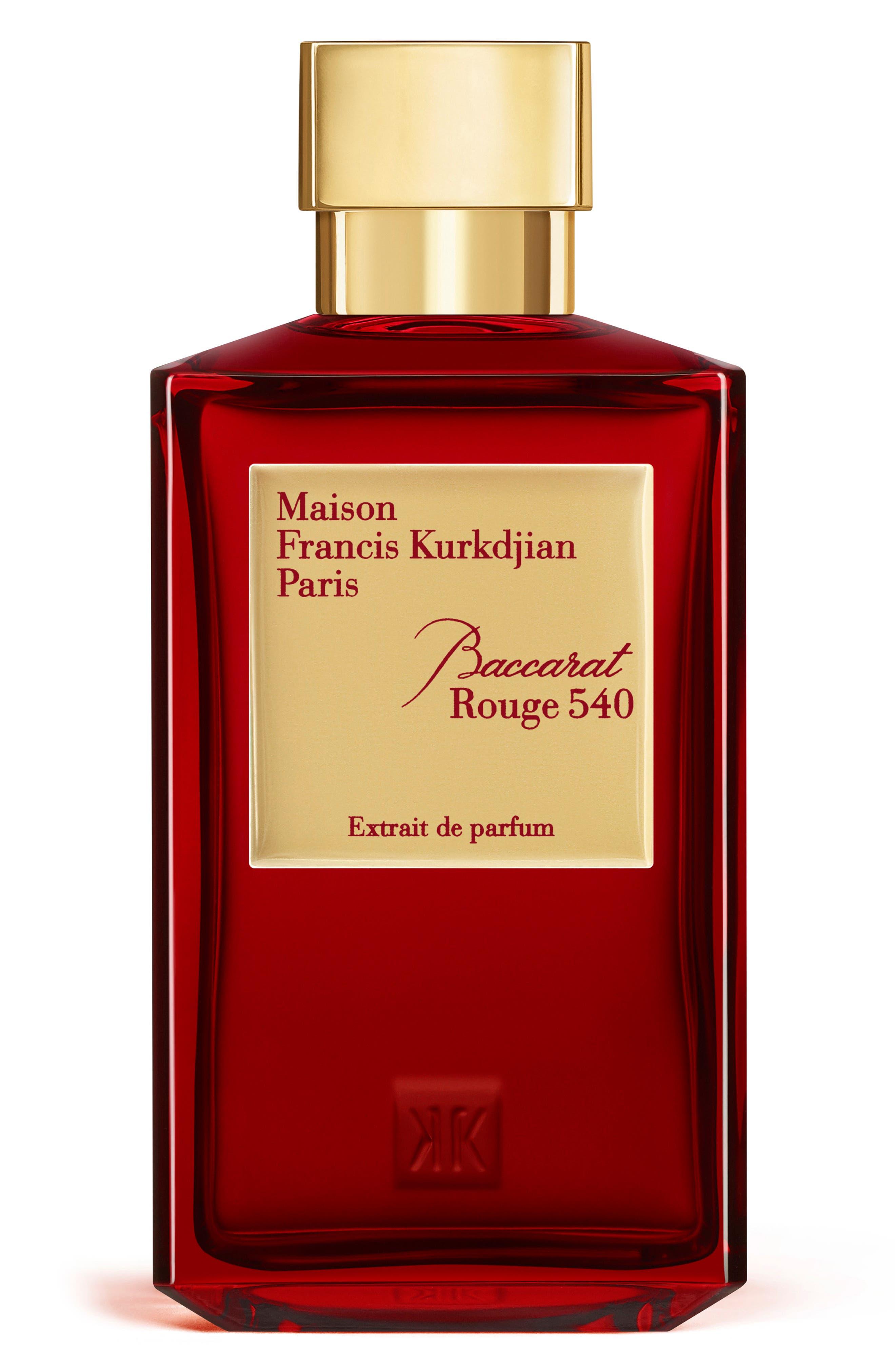 Paris Baccarat Rouge 540 Extrait De Parfum