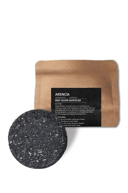 Image of Arencia Night Shadow Shampoo Bar