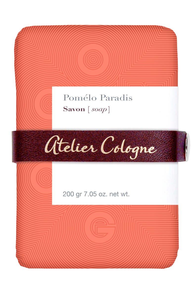 ATELIER COLOGNE Pomélo Paradis Soap, Main, color, NO COLOR