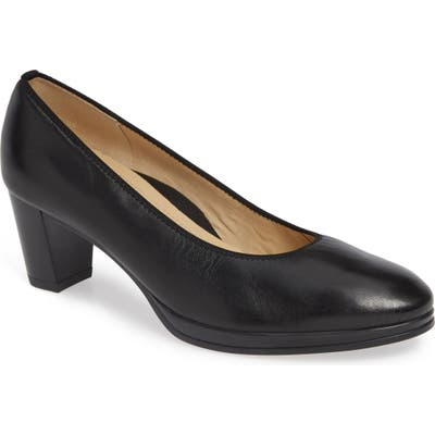 Ara Ophelia Pump- Black