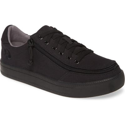Billy Footwear Classic Lo Sneaker- Black