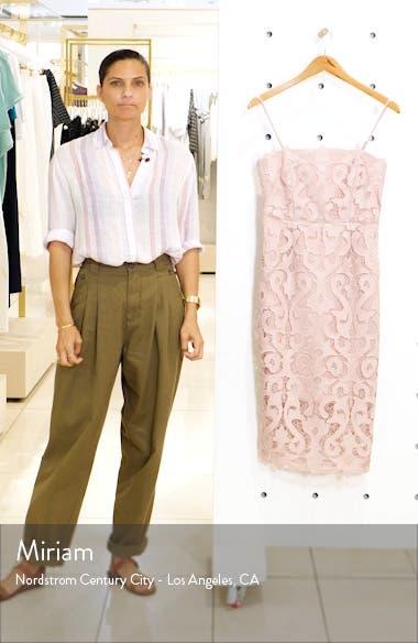 Lina Lace Cocktail Dress, sales video thumbnail