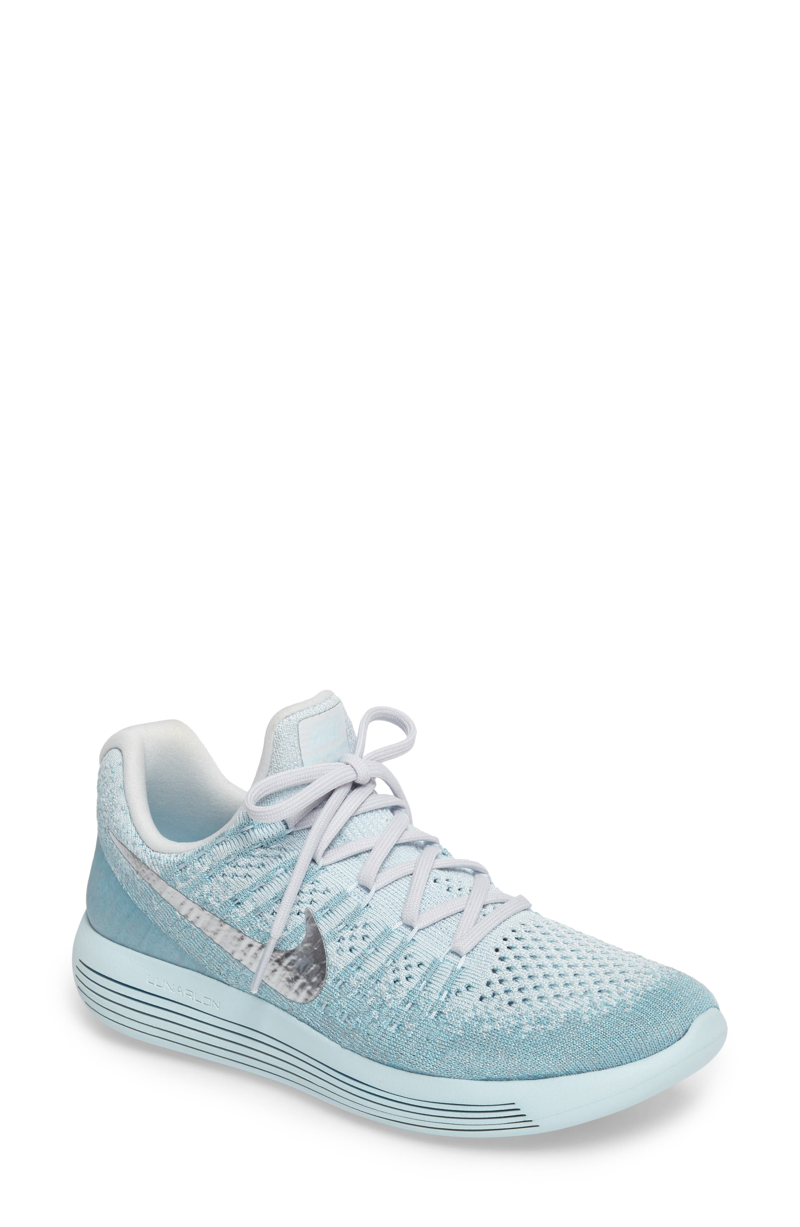 ,                             LunarEpic Low Flyknit 2 Running Shoe,                             Main thumbnail 49, color,                             047