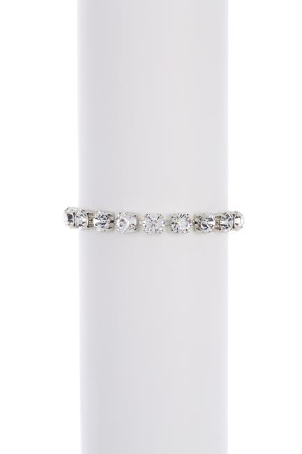 Image of CRISTABELLE Rhinestone Bracelet
