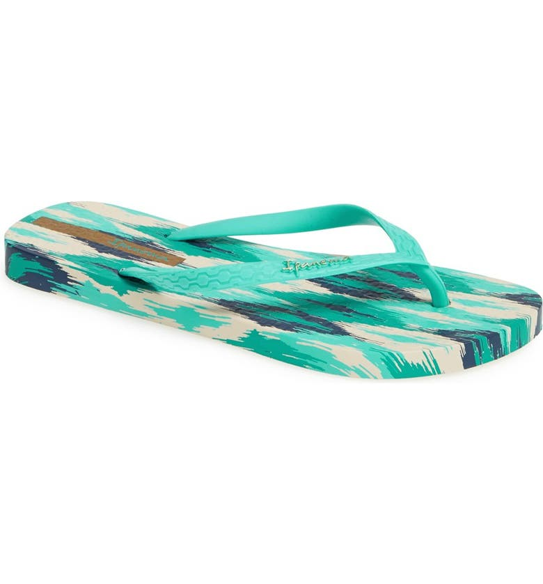 IPANEMA 'Boho' Flip Flop, Main, color, 440