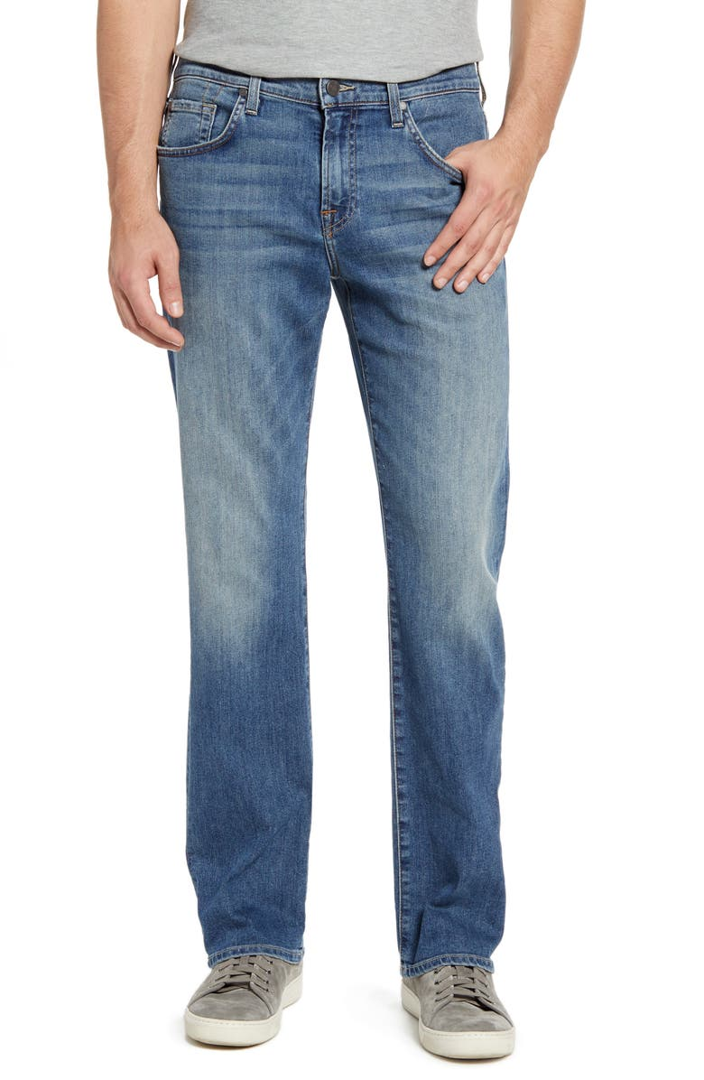 7 FOR ALL MANKIND<SUP>®</SUP> Austyn Relaxed Fit Jeans, Main, color, AMALFI