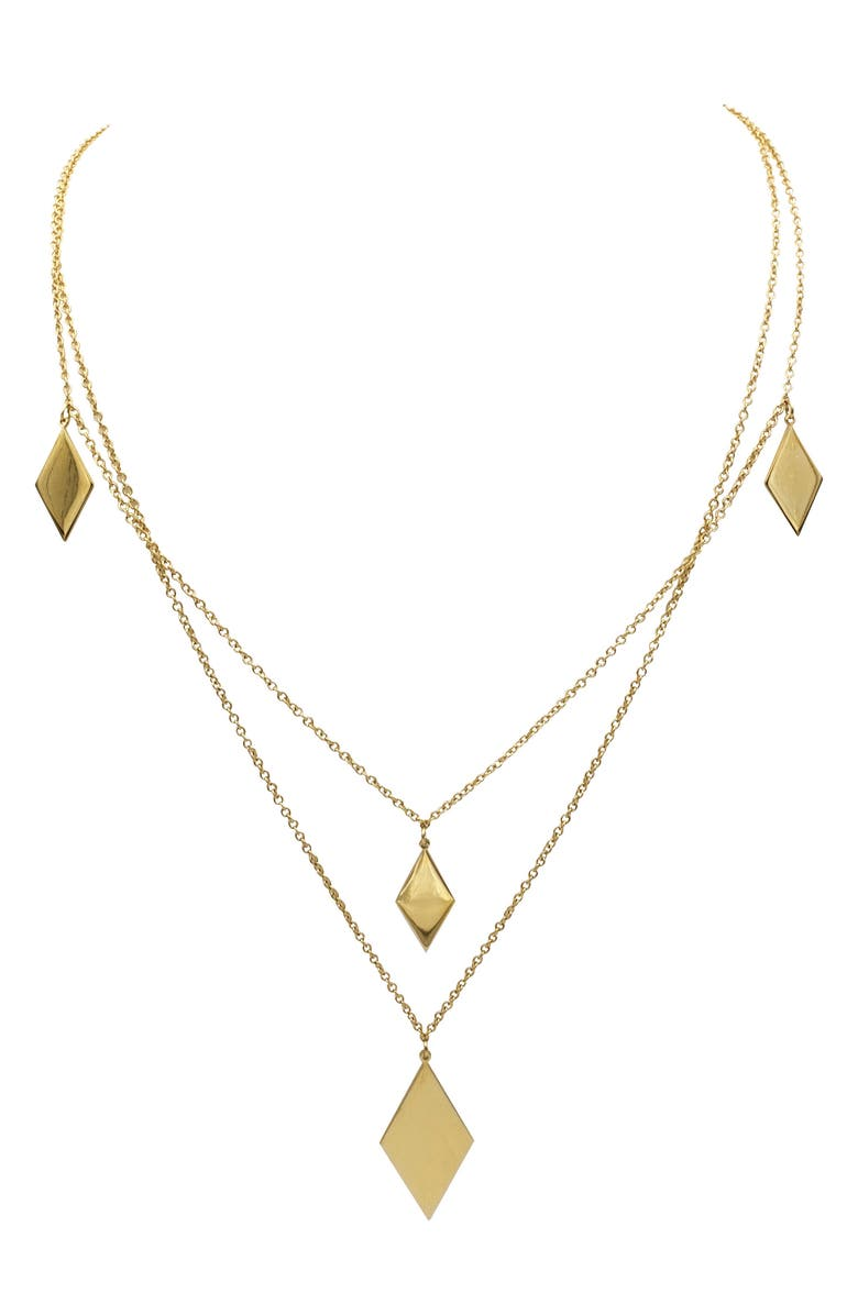 ELLIE VAIL Stassi Layered Necklace, Main, color, 710