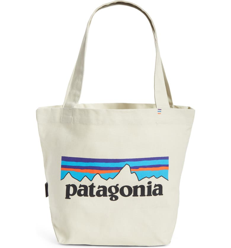 PATAGONIA Mini Organic Cotton Canvas Tote, Main, color, 250